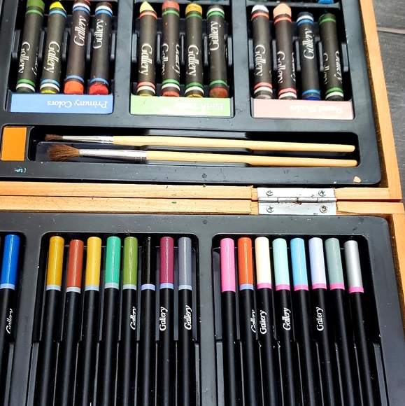 Gallery Other - Artist colored pencils, oil pastels, watercolors